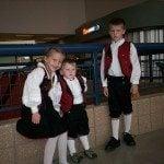 Scandinavian children