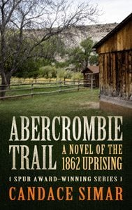 Hardcover Front Of Abercrombie Trail