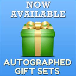 Order Autographed Gift Sets