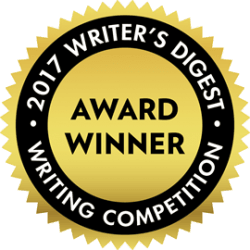 2017 Writer's Digest Award Winner