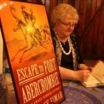 Escape to Fort Abercrombie Book Launch